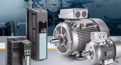 Приводная техника Siemens