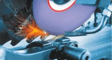 Шлифование и резка для сталелитейной промышленности