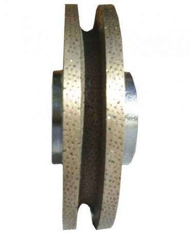 Алмазный профильный и зубозакругляющий ролики MIRA