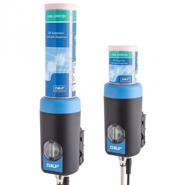 Автоматические одноточечные лубрикаторы TLMR с электромеханическим приводом