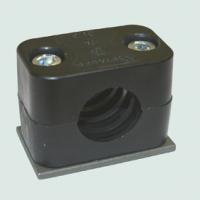 Полипропиленовые зажимы с металлической пластиной, угловой поворотный соединитель 90 градусов