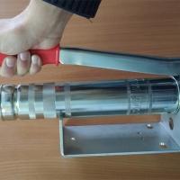 Ручной насос для прогрессивной смазки HP 500W/HP-500-SSV